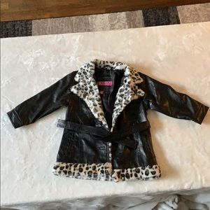 Adorable girls jacket from Gasoline glamour